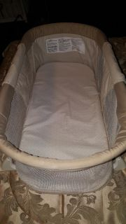 Portable Bassinet by summer