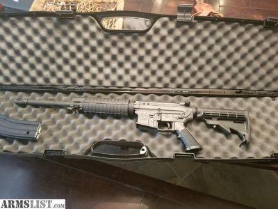 For Sale: Stock wyndham weaponry ar15