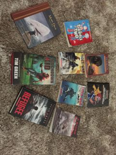 Lot of boys books $10 for all