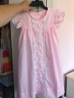 Beautiful bunny dress size 6