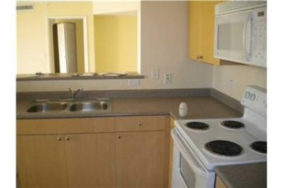 2 BED 2 BATH CONDO WITH A DEN CONVERTED TO 3 BED O