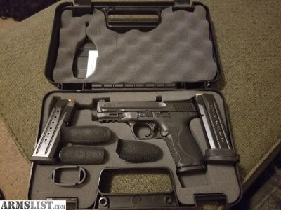 For Sale/Trade: S&W M&P 2.0 Compact, 9mm