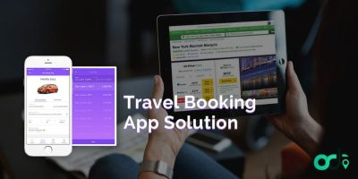 On Demand Travel Booking Application | On Demand App Development