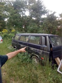 Vanagon all parts will ship