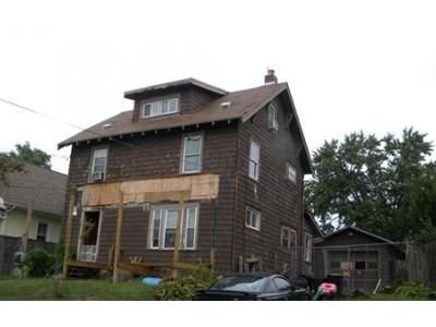 3 Bed 1 Bath Foreclosure Property in Akron, OH 44314 - Celtic St