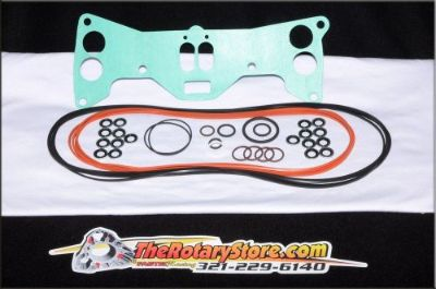 Buy mazda 86 and newer 13b 6 port gaket set/o-ring kit with FREE INTAKE GASKET motorcycle in Ocoee, Florida, United States, for US $99.99