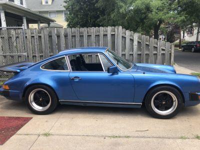 1978 911 SC Minerva Blue