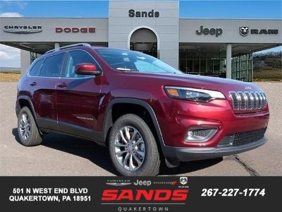 2019 Jeep Cherokee LATITUDE PLUS 4X4 (Velvet)