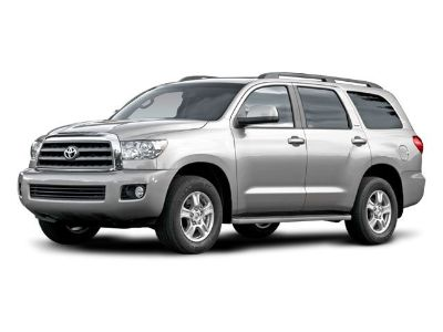 2008 Toyota Sequoia Limited (Blue)