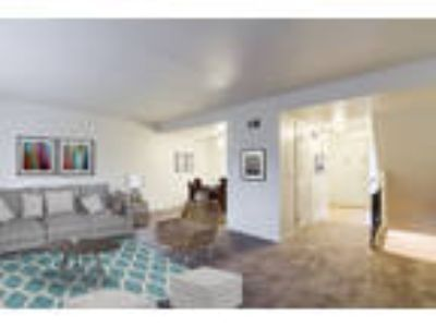 Elmwood Terrace Apartments & Townhomes - One BR, 1.5 BA Townhome 1,027 sq.