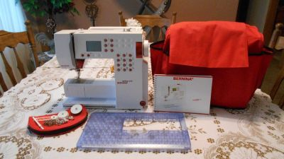 Bernina Sewing Machine Activa 210