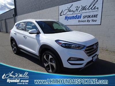 2018 Hyundai Tucson ()