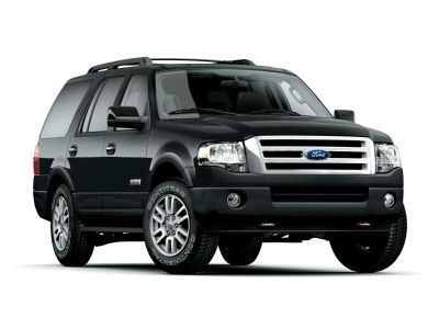 2008 Ford Expedition SSV Fleet (Black Clearcoat)