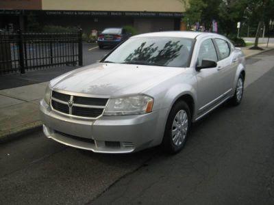 2008 Dodge Avenger SE (Silver)