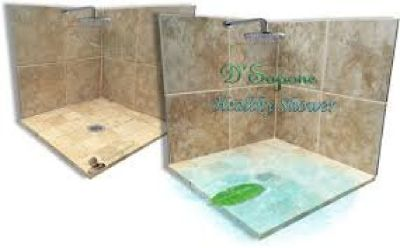 Travertine Shower Restoration Service