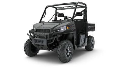 2018 Polaris Ranger XP 900 EPS Utility SxS Utility Vehicles Kansas City, KS