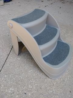 Steps for pet. NWIT. Folds for storage. $8.00