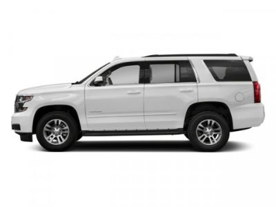 2018 Chevrolet Tahoe LS (Summit White)