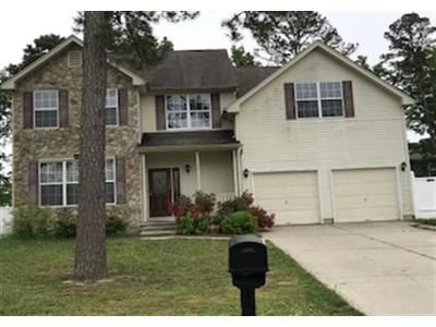 4 Bed 2.1 Bath Foreclosure Property in Absecon, NJ 08205 - Falling Leaf Ct