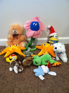Set of stuffies - never used - great condiiton