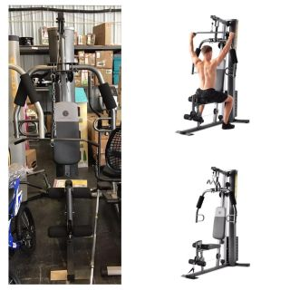 Gold's Gym XRS 50 Home Gym with High and Low Pulley System*** WEIGHTS NOT INCLUDED **