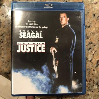 Blu-ray Out For Justice