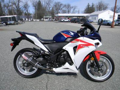2012 Honda CBR 250R Sport Motorcycles Springfield, MA