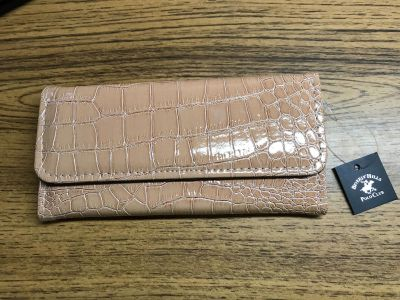 NWT Beverly Hills Polo Club ladies wallet