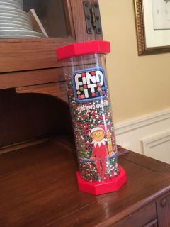 Elf on the Shelf Find it game