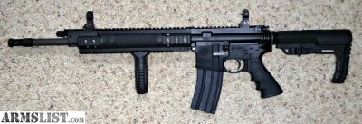For Sale: NEW Ruger SR556 with Extras