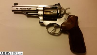 For Sale: Ruger GP100 Match Champion .357 magnum