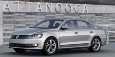2015 Volkswagen Passat S (Reflex Silver)