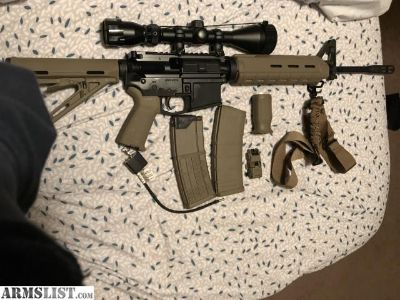 For Sale: S&W M&P15 rifle