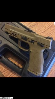 For Sale/Trade: FDE 5 Smith and Wesson M&P 2.0 9mm