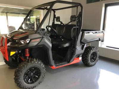 2018 Can-Am Defender XT-P HD10 Side x Side Utility Vehicles Glasgow, KY