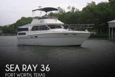 1982 Sea Ray 355AC