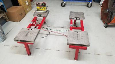 Custom Scale Platform System