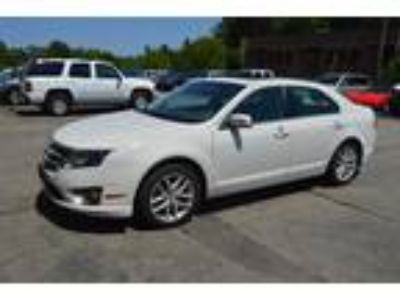 2012 Ford Fusion 4dr Sdn SEL FWD at [url removed]