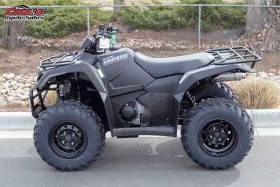 2019 Suzuki KingQuad 400ASi+ ATV Utility Boise, ID