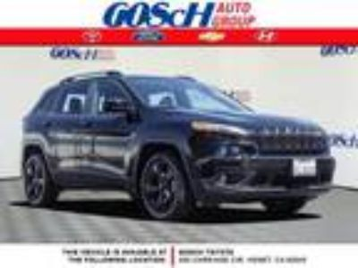 used 2018 Jeep Cherokee for sale.