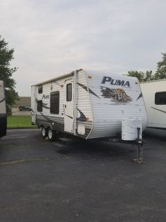 2010 Puma 19-FS