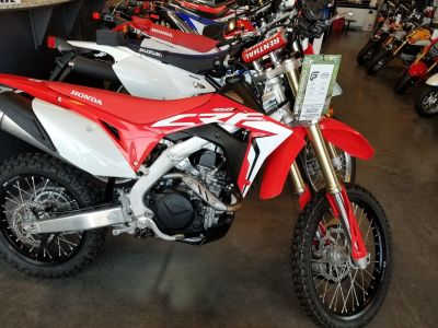2019 Honda CRF450L Dual Purpose Saint George, UT