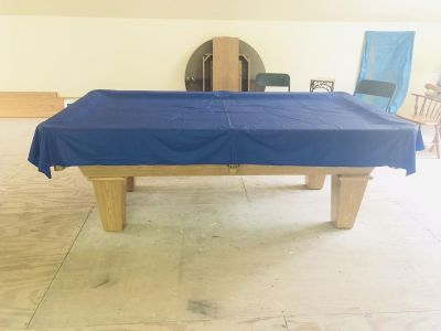 Connelly 7ft 2 piece slate Pool table OBO