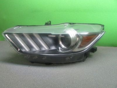 Buy ford mustang GT V6 Headlight HID 2015 2016 left OEM Passenger side 15 16 LH motorcycle in Detroit, Michigan, United States, for US $349.00