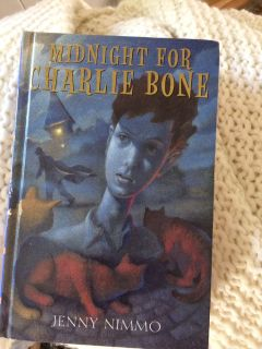What s happening to Charlie Bone? By Jenny Nimmo