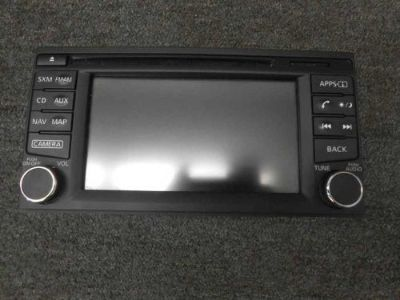 Find 2014 SENTRA RECEIVER AM-FM-STEREO-CD W/NAVIGATION (FITS 2015 VERSA) motorcycle in Lowell, Massachusetts, United States, for US $399.00