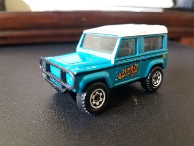 Matchbox Jungle Adventures Land Rover