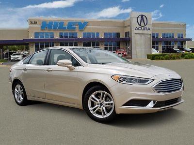 2018 Ford Fusion SE (Gray)