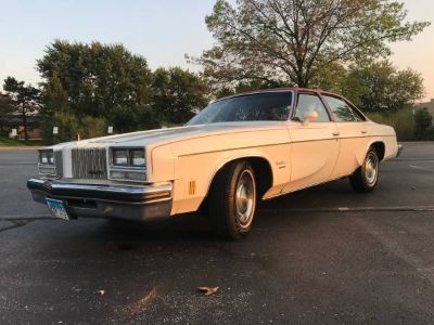 1977 Oldsmobile Cutlass Supreme (Brougham) 69k org miles Classic!
