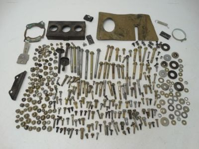 Purchase 2012 Can-Am Renegade 500 ATV Miscellaneous Frame Bolt & Nut Kit motorcycle in West Springfield, Massachusetts, United States, for US $26.99